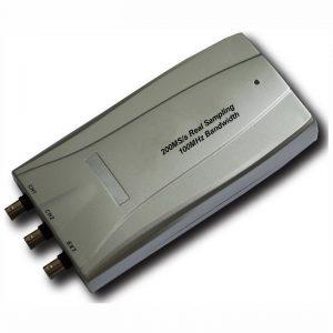 100 MHz USB PC Based Oscilloscope