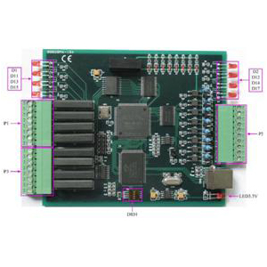 USB Data Acquisition Module