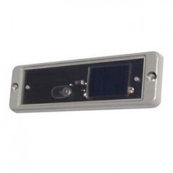 Solar Powered UHF Gen 2 RFID Tag