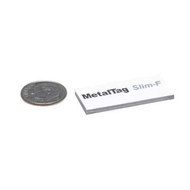 Thin UHF RFID Tag