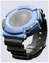UHF Gen 2 Wrist Watch RFID Tag