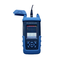 cable-fault-locator-with-time-domain-reflectometer