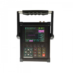 Flaw Detector with Automated Calibration (Metal Housing)