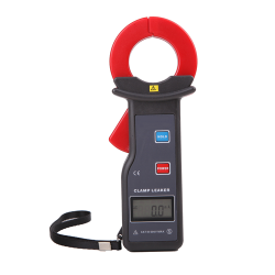 AC Clamp Meter with Wide Measuring Range (Data Memory)
