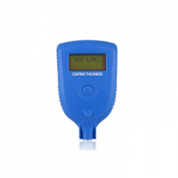 Coating Thickness Gauge with Unit Change (2pt Calibration)