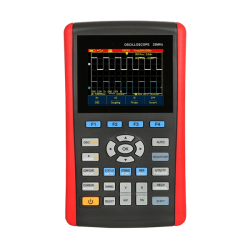 Digital Oscilloscope with Storage (2 CH, Fully Auto Scale)
