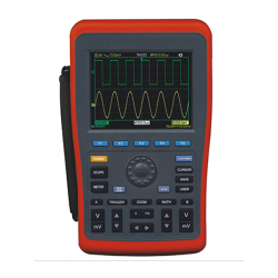 Digital Oscilloscope with Wide Bandwidth (High Sample Rate)1