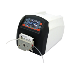 Dispensing Peristaltic Pump with Time Dispensing Mode