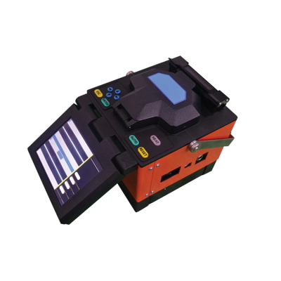 Fiber Fusion Splicer with Low Splicing Loss (Compact)