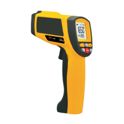 Infrared Thermometer with Repeatability (Data Hold Fn)