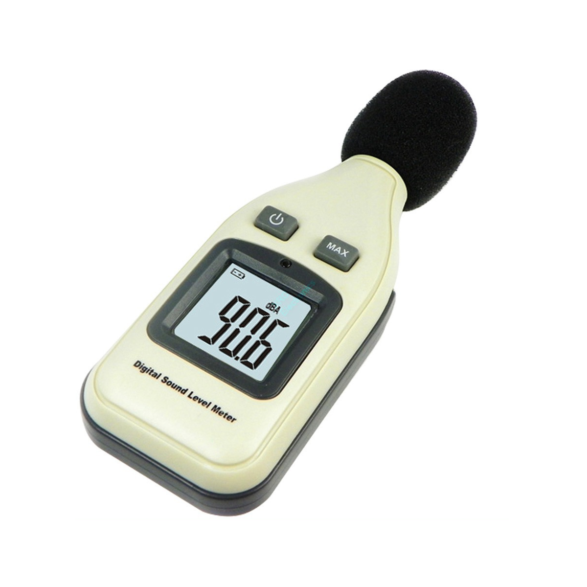 Sound Frequency Meter : Sound level meter with wide frequency range accurate type