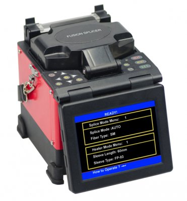 Fiber Fusion Splicer with PAS Technology GT00ZP00ZY