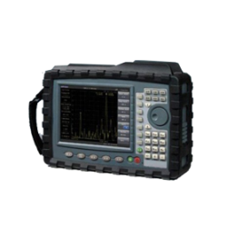 portable cable and antenna analyzer