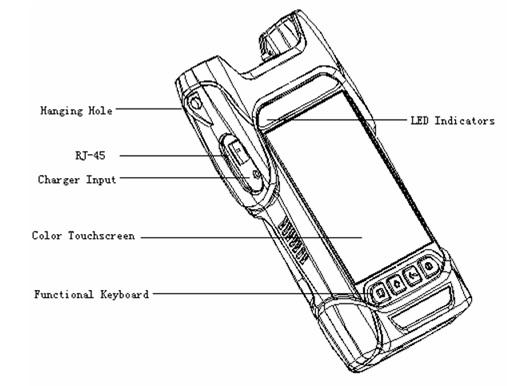 gaotek handheld gigabit ethernet tester