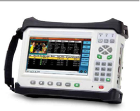 GAOTek High Performance TV Signal Analyzer