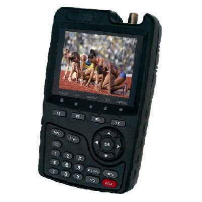 Handheld Digital Satellite Finder-1