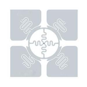 115002-UHF Gen 2 RFID Frog 3D Tag