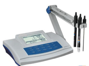 GAOTek Multi-Parameter Water Quality Meter (pX and pH, Conductivity)