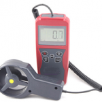 Anemometer with Flow Vs Elocity Measuring (Auto Off)
