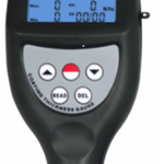 Coating Thickness Gauge with Data Memory (F and NF Type)