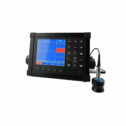 Flaw Detector with 3 Switch Gauge (Gate and DAC alarm)