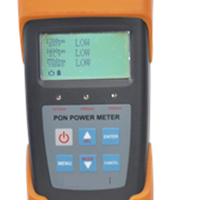 GAOTek Optical Power Meter With Audio & Video Test (Fault Locator)