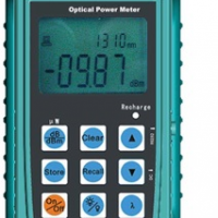 GAOTek Optical Power Meter with High Resolution (Auto Power Off)