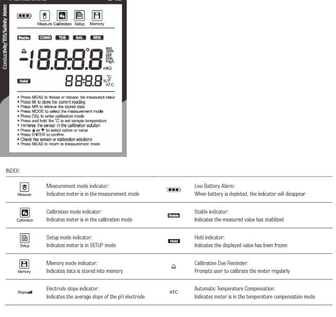 zero water tds meter manual
