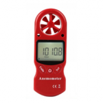 Anemometer for Air Velocity, Temperature and Humidity Measure