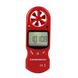 Anemometer for Air Velocity,Temperature and Humidity Measure