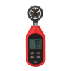 Anemometer with magnetic sensor(OverLoad sign)