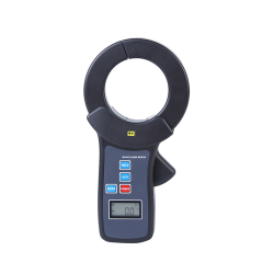Clamp Meter with AC and DC Current (On-Line Monitoring)