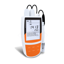 Conductivity Meter with DO (Salinity and Resistivity)