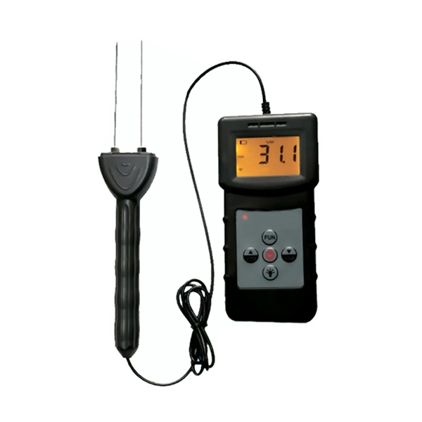 Meter Reading Practice Test : Cotton moisture meter with fast speed instant reading