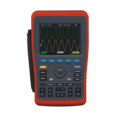 Digital Oscilloscope with Storage (2 CH Wide Bandwidth)