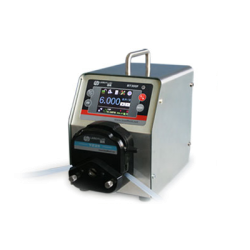 Dispensing Peristaltic Pump with Volume Dispensing Mode