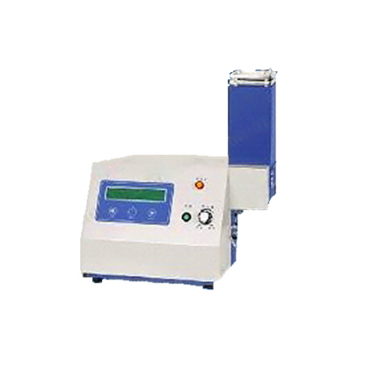 Flame Photometer with Curve Storage (Flame out Protector)