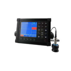 Flaw Detector with Lock and Unlock Function (Gate and DAC alarm)