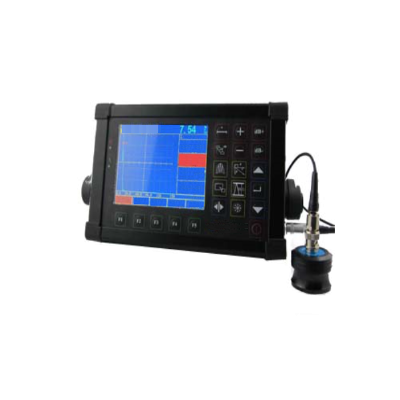 Flaw Detector with RS232 and USB Port (Embedded Software)