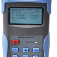 GAOTek Optical Fiber Ranger with VFL (Up to 8 Faults)
