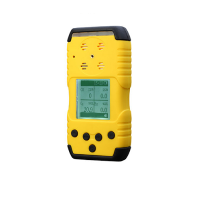 Gas Detector for Phosgene (Wide Range and Data Record)