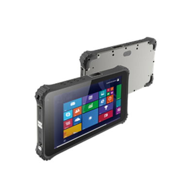 Industrial Tablet PC with Bar-code Scanner (Glass Panel)