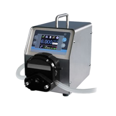 Intelligent Flow Peristaltic Pump with High Precision