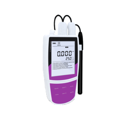 Ion Meter for Cyanide Ion (High Accuracy, 8 Parameters)