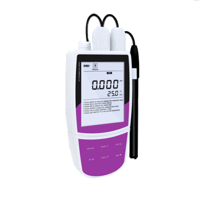 Ion Meter for Silver Ion (Compensation Mode)