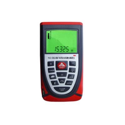 Laser Distance Meter with Long Measuring Range (Data Storage)