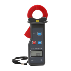 Light-Weight DC Clamp Meter (High Accuracy and Resolution)