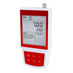 PH Meter with 2 Points Calibration (Electrode Slope)