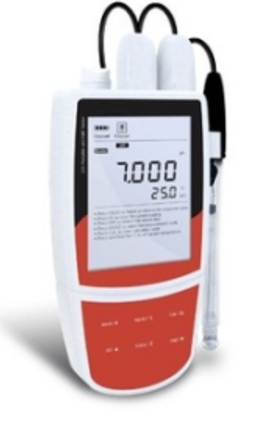PH Meter with Conductivity-TDS-Salinity (High Accuracy)