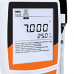 PH Meter with Conductivity-TDS-Salinity (Storage Data)